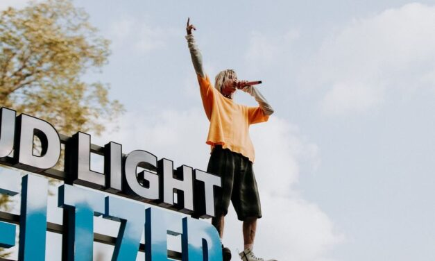 Experiential Marketing at Lollapalooza 2021